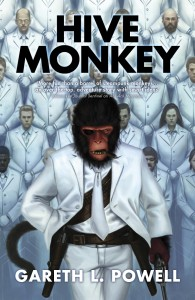 HIVE MONKEY COVER
