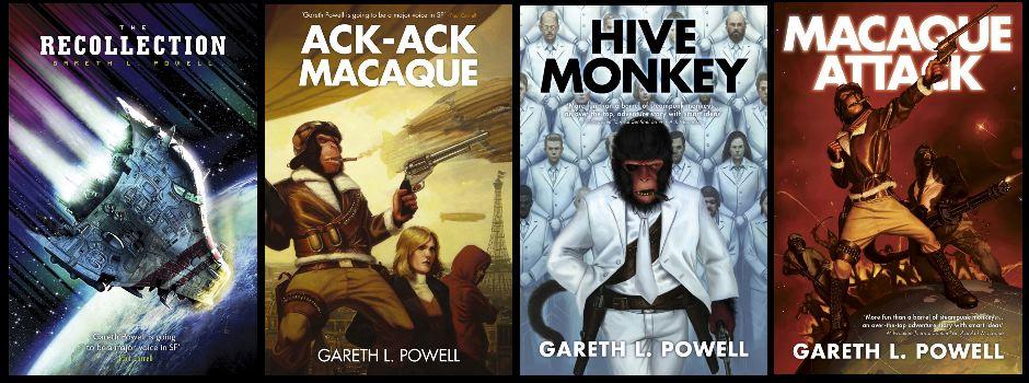 Gareth L. Powell