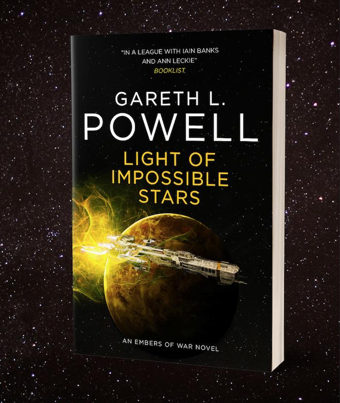 Gareth L  Powell | Author